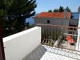 Balcony 2 - Apartment A-4282-a - Apartments Marušići (Omiš) - 4282