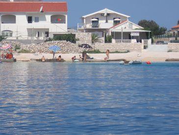 Obiekt Sevid (Trogir) - Zakwaterowanie 4286 - Apartamenty blisko morza ze żwirową plażą.