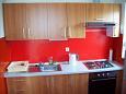 Kitchen - Apartment A-4295-b - Apartments Tisno (Murter) - 4295