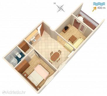 Apartment A-4296-a - Apartments Tisno (Murter) - 4296