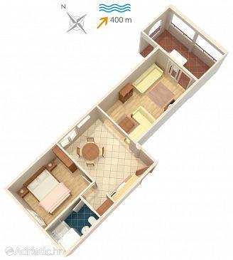 Apartment A-4296-c - Apartments Tisno (Murter) - 4296