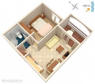 Apartment A-4296-d - Apartments Tisno (Murter) - 4296