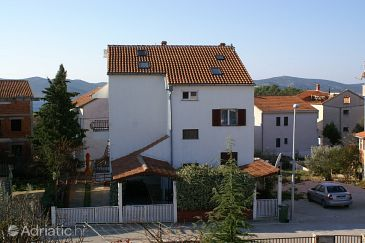 Property Biograd na Moru (Biograd) - Accommodation 4300 - Apartments with pebble beach.