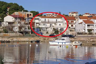 Property Tisno (Murter) - Accommodation 4310 - Apartments near sea.