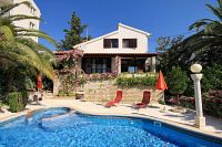 Seaside house with a swimming pool Seget Vranjica (Trogir) - 4329
