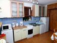 Podgora, Kuchnia w zakwaterowaniu typu house, WIFI.