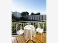 Balcony - Apartment A-4332-b - Apartments Podgora (Makarska) - 4332