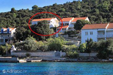 Property Tri Žala (Korčula) - Accommodation 4351 - Apartments near sea.