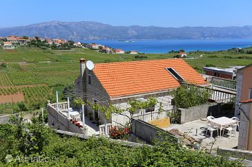 Property Lumbarda (Korčula) - Accommodation 4352 - Apartments with sandy beach.