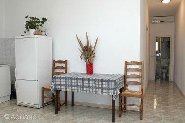 Lumbarda, Dining room u smještaju tipa apartment, dopusteni kucni ljubimci i WIFI.