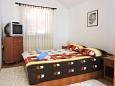 Bedroom 1 - Apartment A-436-a - Apartments Veli Rat (Dugi otok) - 436
