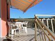Terrace 2 - Apartment A-436-a - Apartments Veli Rat (Dugi otok) - 436