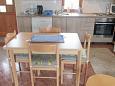 Dining room - Apartment A-438-d - Apartments Veli Rat (Dugi otok) - 438