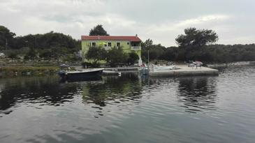 Property Veli Rat (Dugi otok) - Accommodation 438 - Apartments near sea.