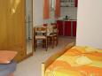 Bedroom - Studio flat AS-4383-a - Apartments Lumbarda (Korčula) - 4383