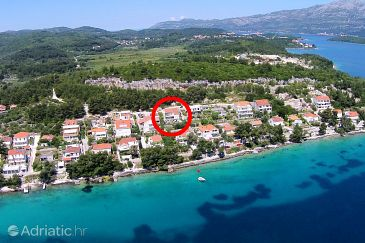 Property Lumbarda (Korčula) - Accommodation 4383 - Apartments near sea.