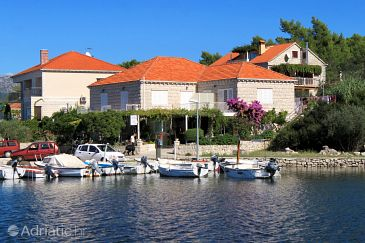 Property Lumbarda (Korčula) - Accommodation 4403 - Apartments and Rooms near sea with pebble beach.