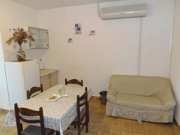 Lumbarda, Dining room u smještaju tipa apartment, dostupna klima i WIFI.
