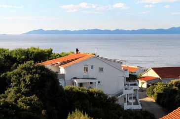 Property Zavalatica (Korčula) - Accommodation 4420 - Apartments with pebble beach.
