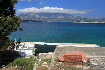 Property Lumbarda (Korčula) - Accommodation 4422 - Vacation Rentals near sea.