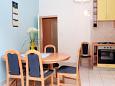 Brna, Dining room u smještaju tipa apartment, WIFI.