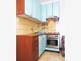 Lumbarda, Kitchen u smještaju tipa apartment, dopusteni kucni ljubimci i WIFI.