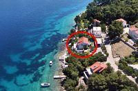 Apartments by the sea Lumbarda (Korčula) - 4446
