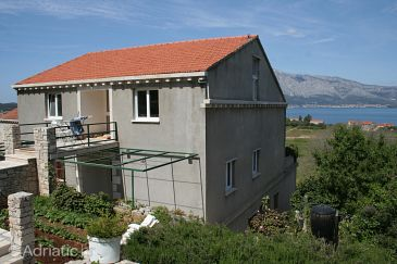 Property Lumbarda (Korčula) - Accommodation 4447 - Apartments with sandy beach.