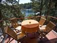 Balcony - Apartment A-4451-b - Apartments Korčula (Korčula) - 4451
