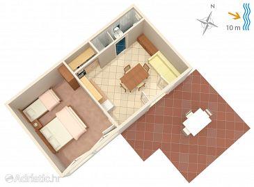 Apartment A-4451-c - Apartments Korčula (Korčula) - 4451