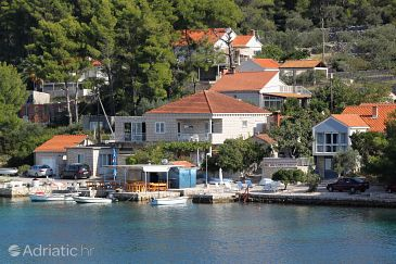 Property Lumbarda (Korčula) - Accommodation 4481 - Apartments near sea.