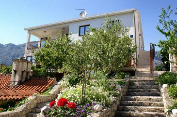 Obiekt Orebić (Pelješac) - Zakwaterowanie 4496 - Apartamenty blisko morza ze żwirową plażą.