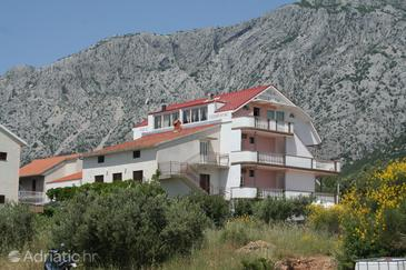 Property Orebić (Pelješac) - Accommodation 4502 - Apartments with sandy beach.
