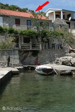 Property Vela Prapratna (Pelješac) - Accommodation 4514 - Apartments near sea.