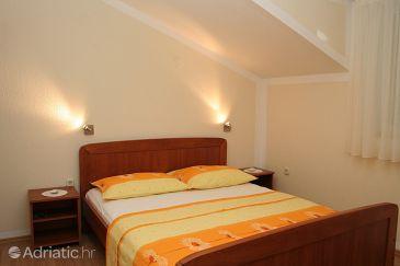 Orebić, Bedroom u smještaju tipa room, dostupna klima i WIFI.