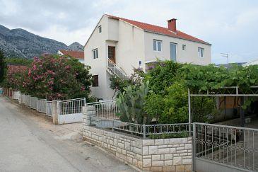 Obiekt Orebić (Pelješac) - Zakwaterowanie 4524 - Apartamenty ze żwirową plażą.