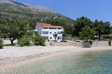 Property Kučište - Perna (Pelješac) - Accommodation 4545 - Apartments near sea with pebble beach.
