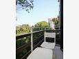 Balcony - Apartment A-4546-d - Apartments Orebić (Pelješac) - 4546