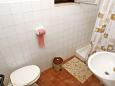 Bathroom - Apartment A-4550-b - Apartments and Rooms Drače (Pelješac) - 4550