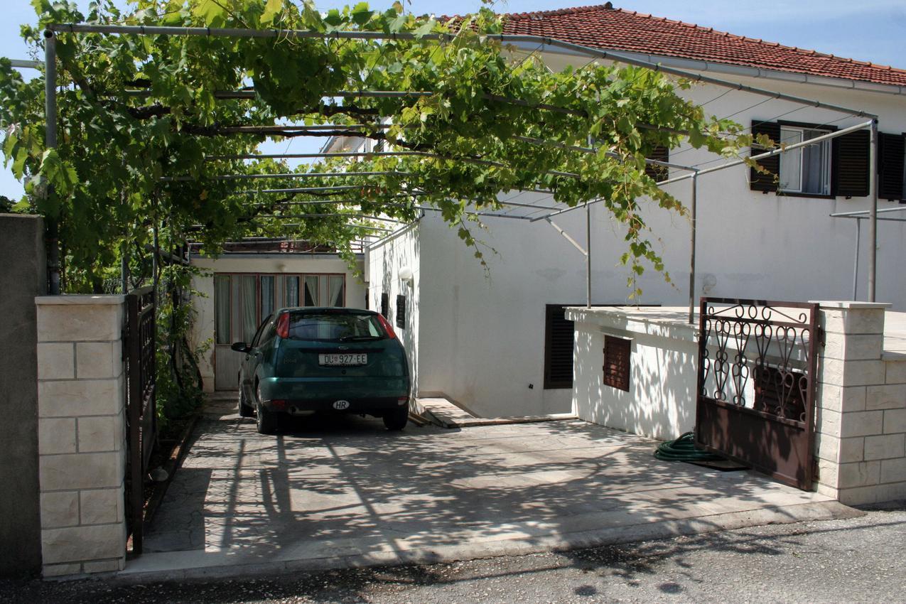 Štúdio s parkoviskom v meste Orebić - 4563