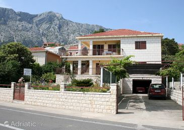 Property Orebić (Pelješac) - Accommodation 4564 - Apartments with pebble beach.
