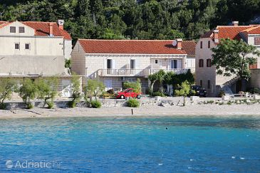 Property Trstenik (Pelješac) - Accommodation 4570 - Apartments near sea with pebble beach.