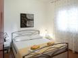 Sypialnia 1 - Apartament A-4573-a - Apartamenty Žuljana (Pelješac) - 4573
