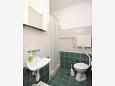 Orebić, Bathroom 3 u smještaju tipa apartment, WIFI.