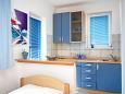 Kitchen - Studio flat AS-4588-a - Apartments Orebić (Pelješac) - 4588