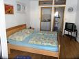 Bedroom - Studio flat AS-4589-b - Apartments Jelsa (Hvar) - 4589