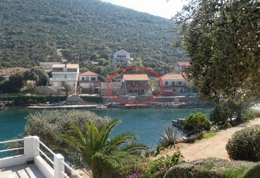 Property Uvala Zaraće (Hvar) - Accommodation 4596 - Apartments near sea.