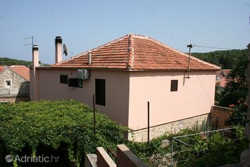 Property Vrboska (Hvar) - Accommodation 4600 - Rooms near sea with pebble beach.