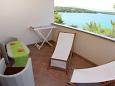 Terrace - Studio flat AS-4608-a - Apartments Jelsa (Hvar) - 4608