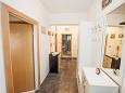 Hallway - Apartment A-461-a - Apartments Grebaštica (Šibenik) - 461